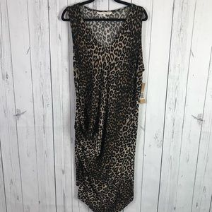RACHEL by Rachel Roy | NWT leopard print dress